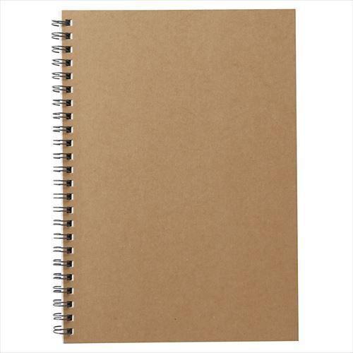 Double Ring Notebook Muji