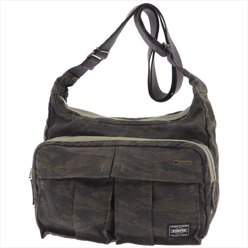 Porter Green Eye Shoulder Bag 17