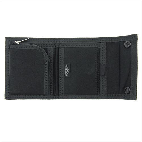 NEW Yoshida Bag PORTER DRAWING WALLET 650-08616 Black