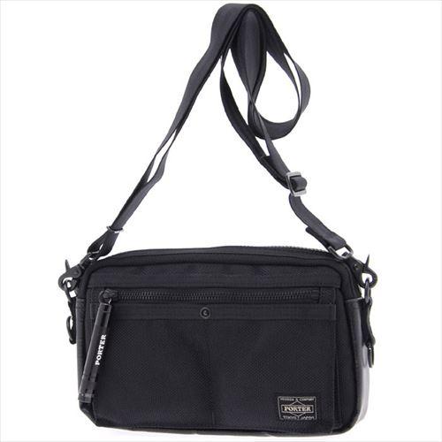 NEW Yoshida Bag PORTER HEAT SHOULDER BAG 703-06975 Black ...