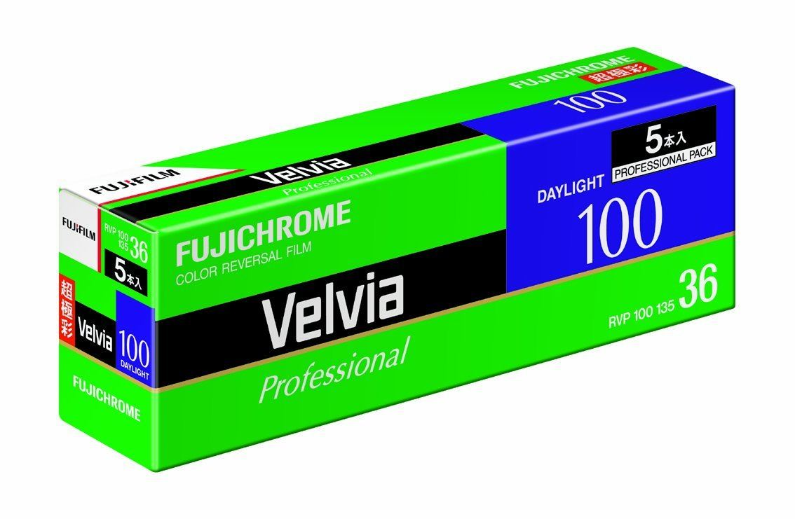 Fujifilm Color negative film PRO400H Brownie 120 NP 12EX 5 ...
